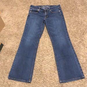 Women's American Eagle Fav Boyfriend Jeans Sz 6R